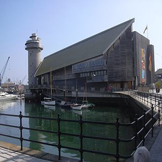 The National Maritime Museum Cornwall